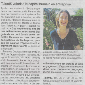 TalentK Ouest France
